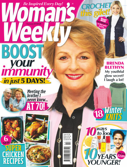 Woman's Weekly - UK January 09, 2019 00:00