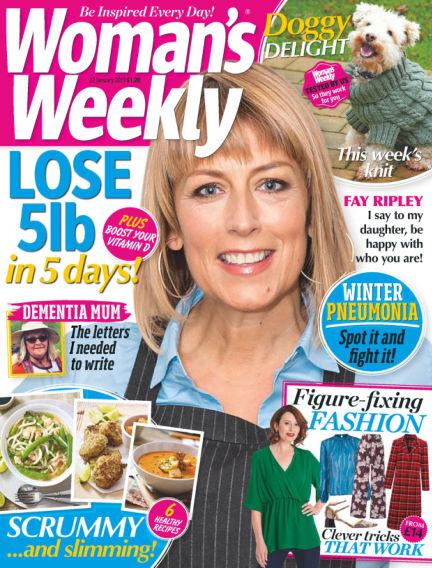 Woman's Weekly - UK January 16, 2019 00:00