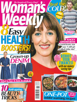 Woman's Weekly - UK Feb 5 2019