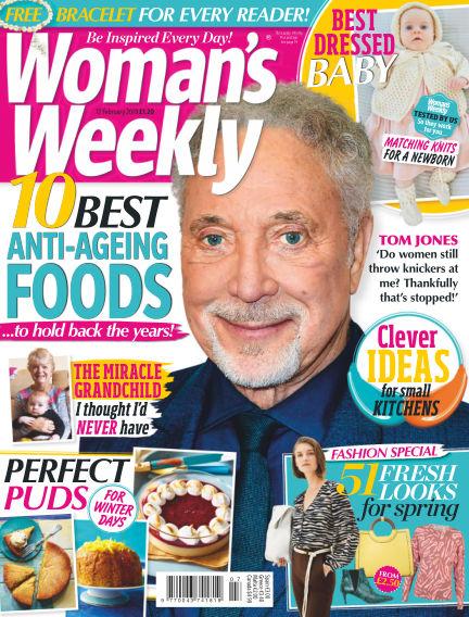 Woman's Weekly - UK February 06, 2019 00:00