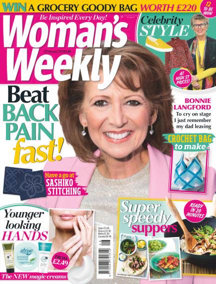 Woman's Weekly - UK February 13, 2019 00:00