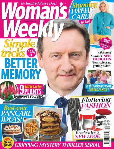 Woman's Weekly - UK February 27, 2019 00:00