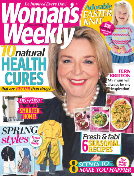 Woman's Weekly - UK March 06, 2019 00:00