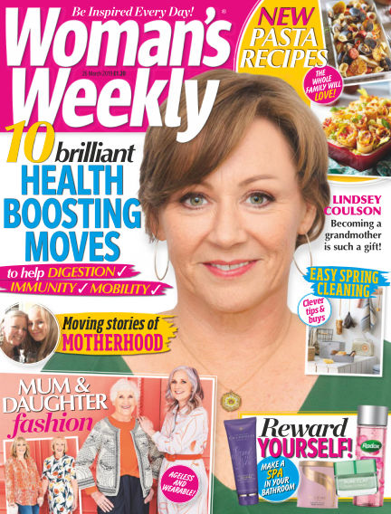 Woman's Weekly - UK March 20, 2019 00:00