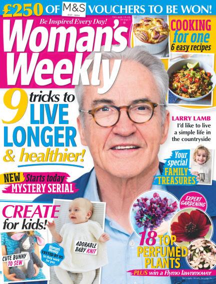 Woman's Weekly - UK April 03, 2019 00:00