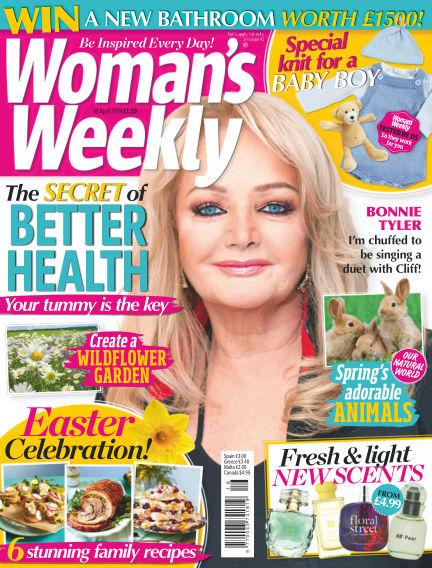 Woman's Weekly - UK April 10, 2019 00:00