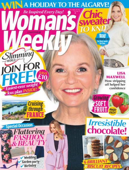 Woman's Weekly - UK April 17, 2019 00:00
