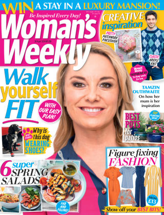 Woman's Weekly - UK Apr 30 2019