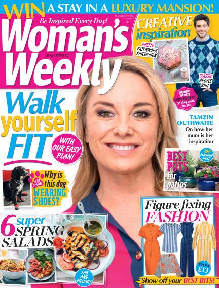 Woman's Weekly - UK April 24, 2019 00:00