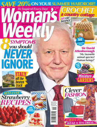 Woman's Weekly - UK May 7 2019
