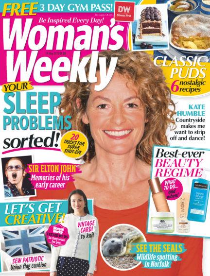 Woman's Weekly - UK May 08, 2019 00:00