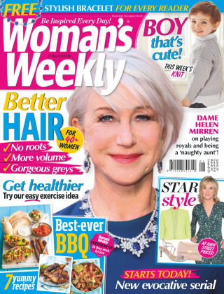 Woman's Weekly - UK May 21 2019
