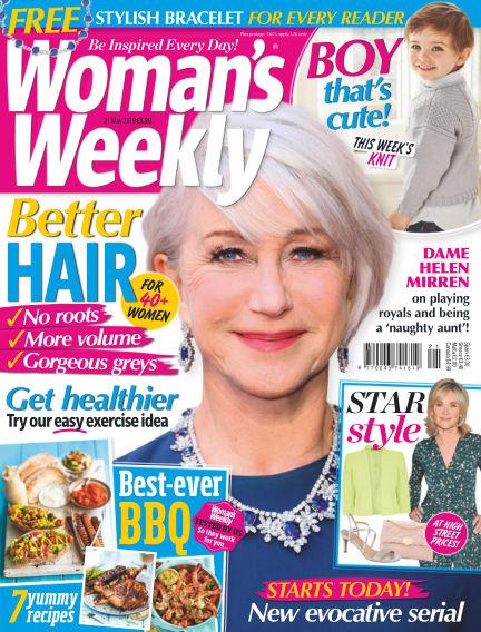 Woman's Weekly - UK May 15, 2019 00:00