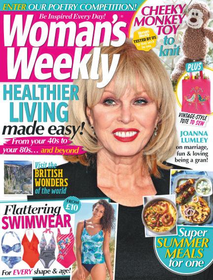 Woman's Weekly - UK May 22, 2019 00:00