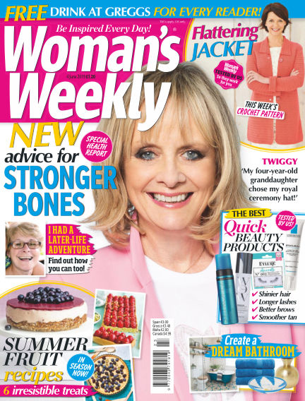Woman's Weekly - UK May 29, 2019 00:00