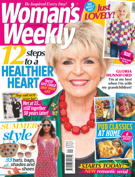 Woman's Weekly - UK June 05, 2019 00:00