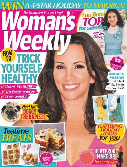 Woman's Weekly - UK June 12, 2019 00:00