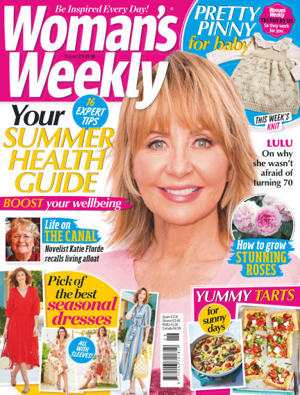 Woman's Weekly - UK June 19, 2019 00:00