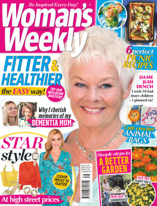 Woman's Weekly - UK Jul 16 2019