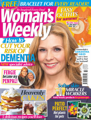 Woman's Weekly - UK Aug 6 2019
