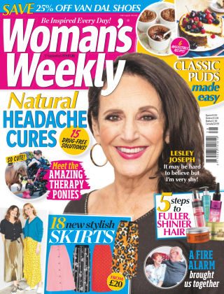 Woman's Weekly - UK Sep 17 2019