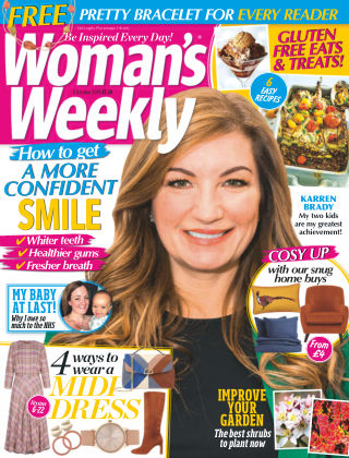 Woman's Weekly - UK Oct 8 2019