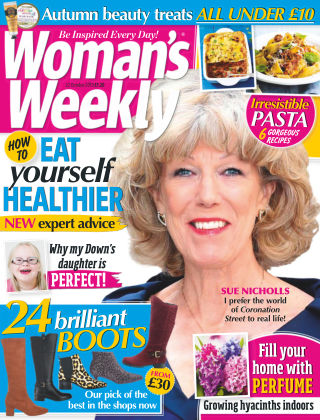 Woman's Weekly - UK Oct 22 2019