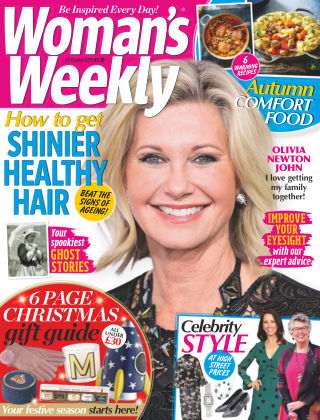 Woman's Weekly - UK Oct 29 2019