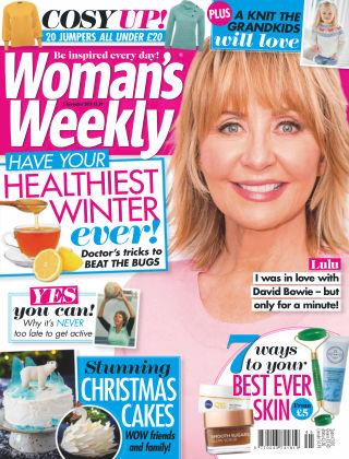 Woman's Weekly - UK Nov 5 2019