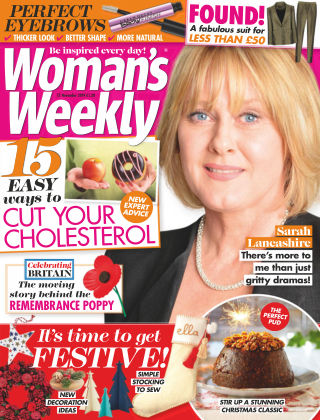 Woman's Weekly - UK Nov 12 2019