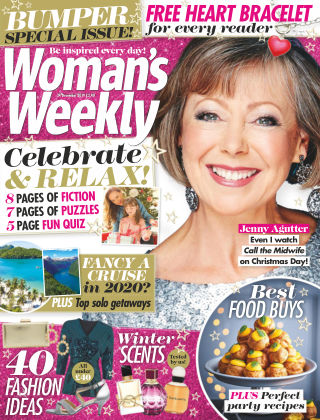 Woman's Weekly - UK Dec 24 2019