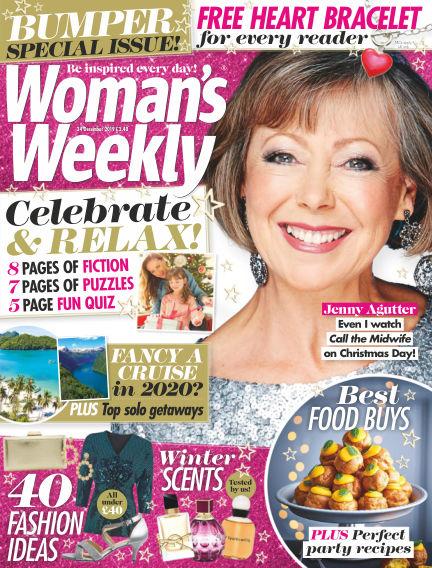Woman's Weekly - UK