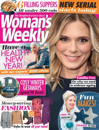Woman's Weekly - UK Dec 31 2019