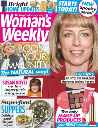 Woman's Weekly - UK Jan 21 2020