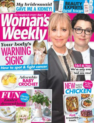 Woman's Weekly - UK Mar 31 2020