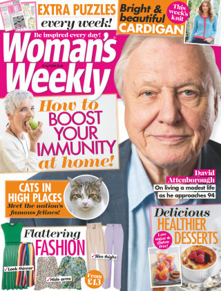 Woman's Weekly - UK Apr 21 2020