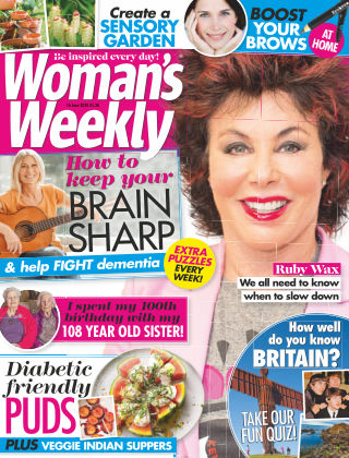 Woman's Weekly - UK 16th June 2020