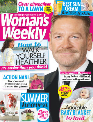 Woman's Weekly - UK 30th June 2020