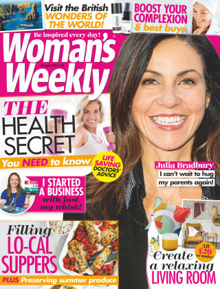 Woman's Weekly - UK 18th August 2020