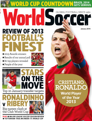 World Soccer January 2014