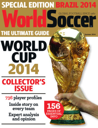 World Soccer WORLD CUP 14