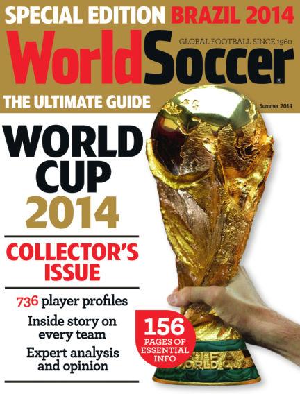 World Soccer June 12, 2014 00:00