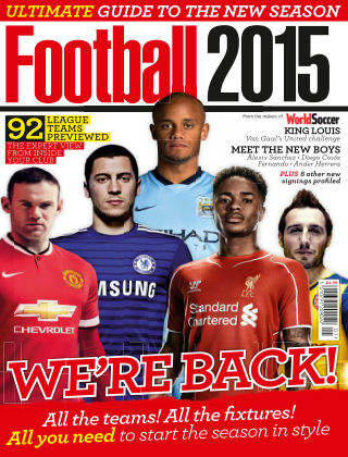 World Soccer Football 2015