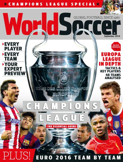 World Soccer October 03, 2014 00:00
