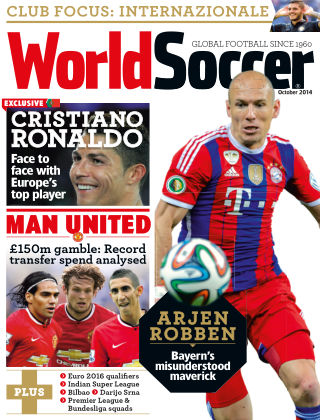 World Soccer October 2014