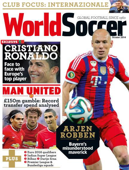 World Soccer October 31, 2014 00:00