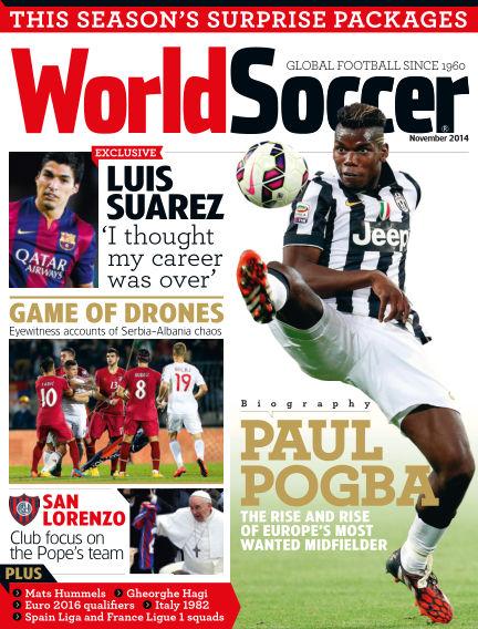 World Soccer November 28, 2014 00:00