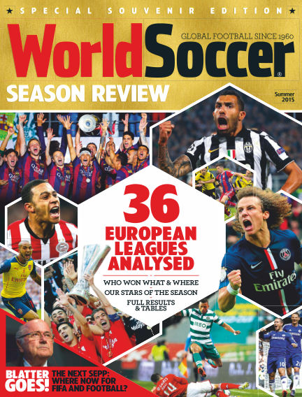 World Soccer July 17, 2015 00:00