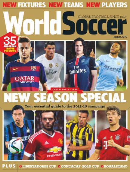 World Soccer September 11, 2015 00:00