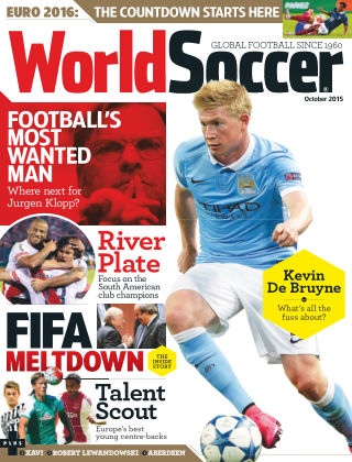 World Soccer October 2015